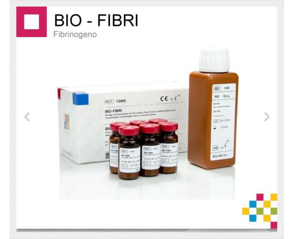 FIBRINOGENO 6X4 ML.