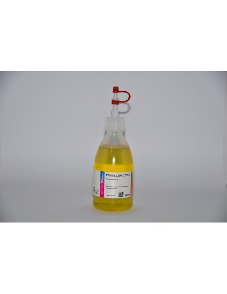 aceite inmersion